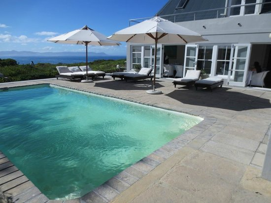 Ocean Eleven Guesthouse: Pool