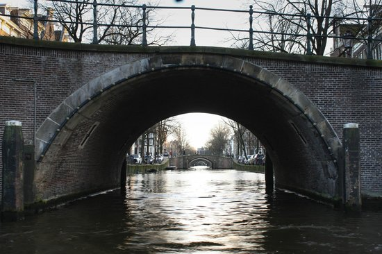 Gray Line Amsterdam : Photo du bateau