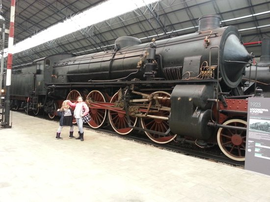 Museo della Scienza e della Tecnologia Leonardo da Vinci: Steam engines galore