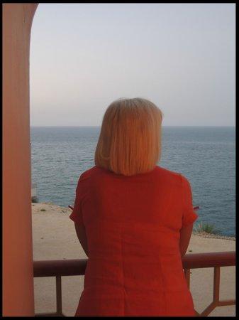 Shangri-La Al Husn Resort & Spa: Great Sea View