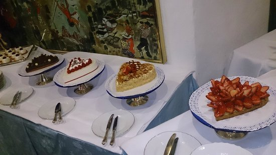 Hotel Ancora: Valentine's Desserts Buffet