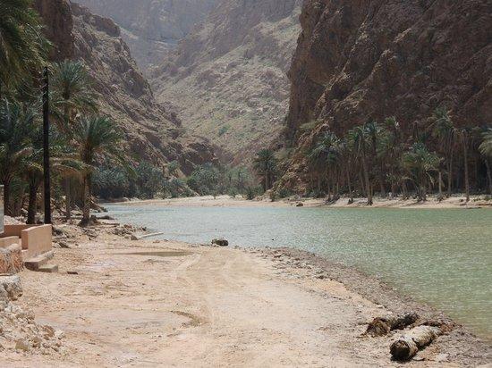 Shangri La Barr Al Jissah Resort & Spa-Al Husn: Must Visit Place - Wadi Shab