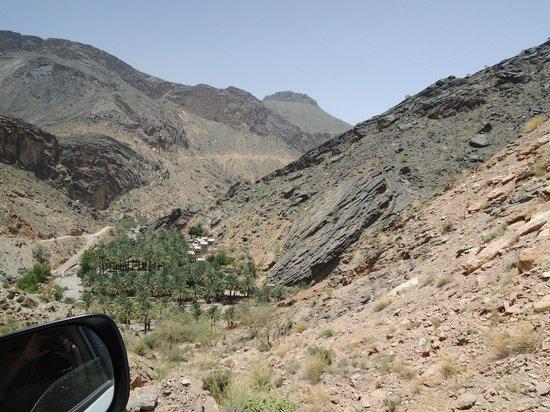 Shangri-La Al Husn Resort & Spa: Must Visit - Jebel Sham - Muscat's highest mountain