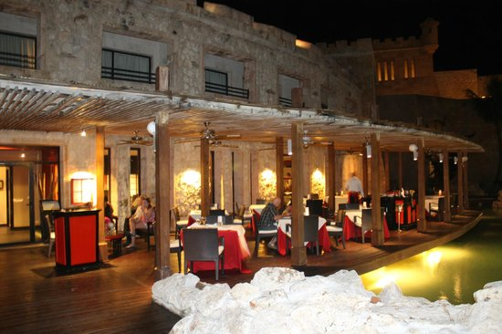 Sanctuary Cap Cana by AlSol: Wok REstaurant