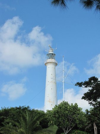The Reefs: Gibbs Hill Lighthouse. Worth the walk