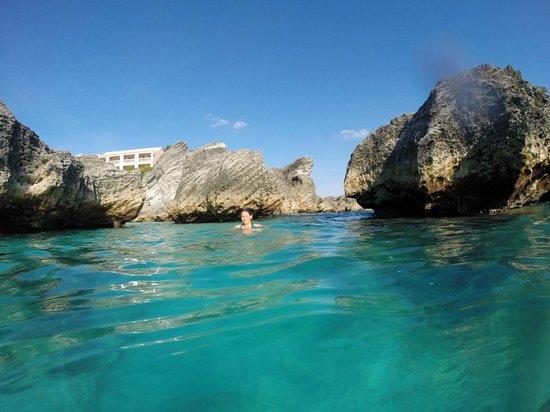 The Reefs: kayaking