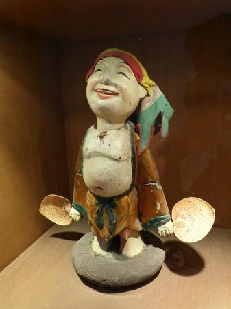 Ethnologisches Museum: Water Puppet