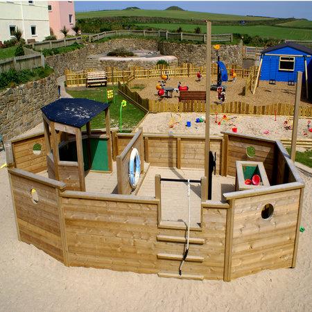 Sands Resort Hotel & Spa: Playground