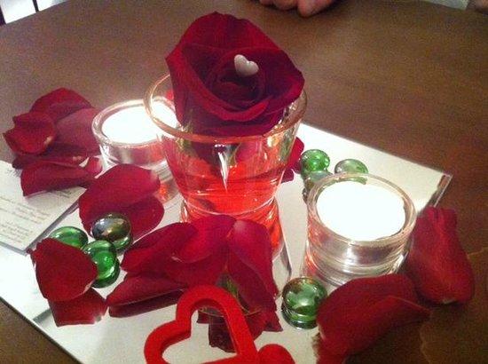 San Valentino Tavolo.Centro Tavola San Valentino Picture Of Ma Mi Assisi