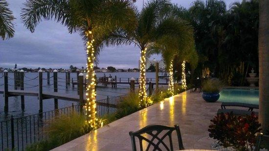 Pasa Tiempo Private Waterfront Resort: Beautiful view