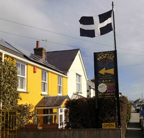 Ann's Pasties: Flying the Cornish flag