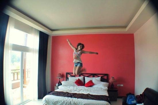 Lanta Residence & Spa: Room