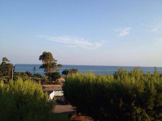 Park Hotel Gianfranco: Praticamente sul mare !