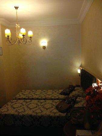 Hotel Romano: Calme et bien insonorisé