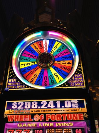 Slots at mgm grand las vegas