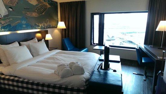 Inntel Hotels Rotterdam Centre: Bedroom