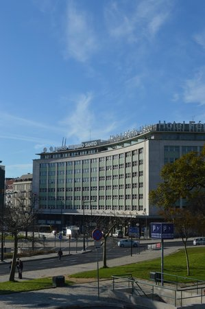 HF Fenix Lisboa : esterno hotel