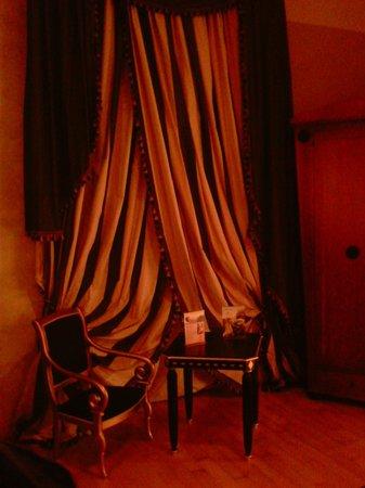 Columbia Hotel Spa: tendaggi