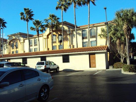 Best Western Historical Inn: fachada do hotel