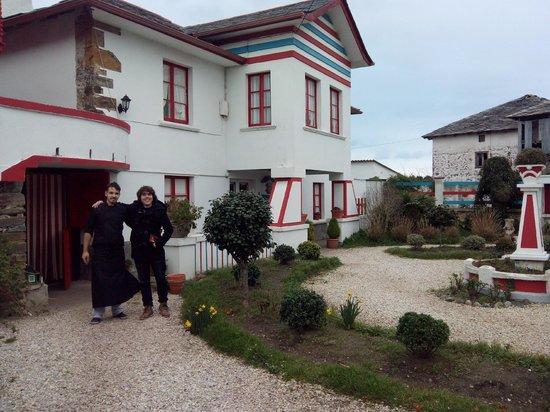 Busto, Spain: Casa de cuento