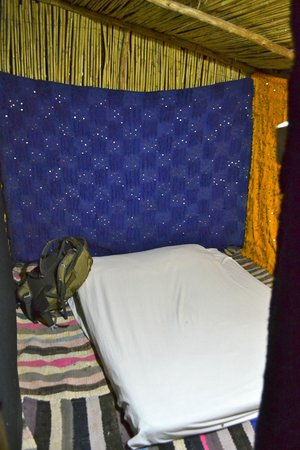 Riad Mur Akush : Accommodations in the desert tent