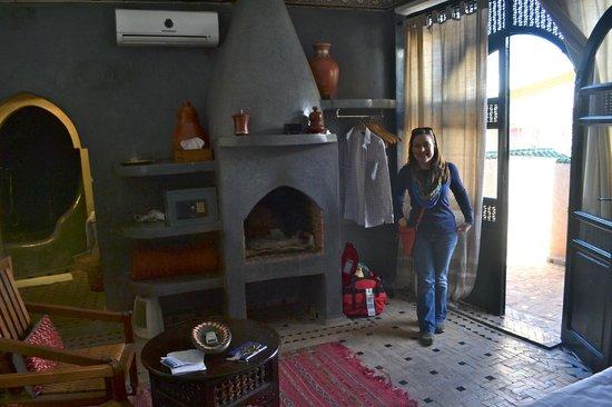 Riad Mur Akush: Room