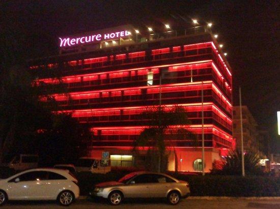Hotel Mercure Siracusa Prometeo: Dall' esterno