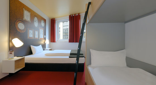 B&B Hotel Bonn - Familienzimmer für 4 Personen
