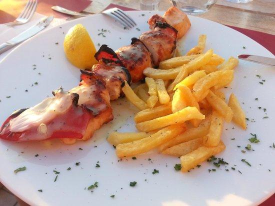 Argo Restaurant: great souvlaki