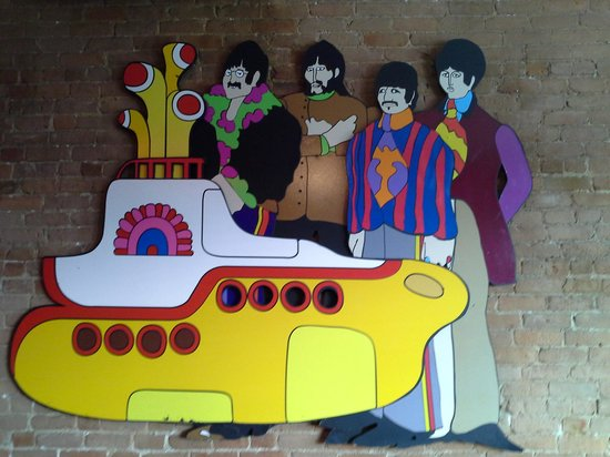 City Club: Of course...Yellow Submarine too!