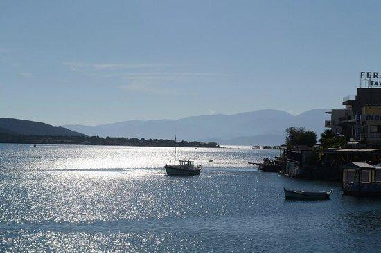 The Island Hotel : Sea view