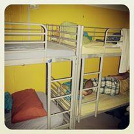 Fernloft China Town: Your basic bunk bed.