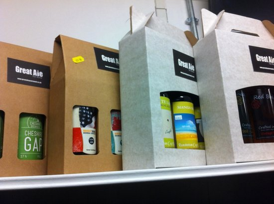Great Ale Year Round: Gift packs and click and collect
