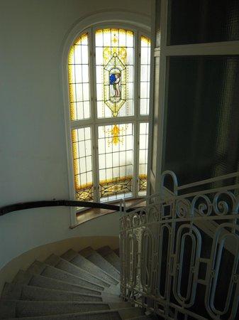 Hotel Papageno: particular - grazed