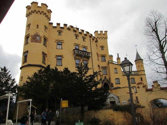 Schloss Hohenschwangau: Renovated by King Maxmillian