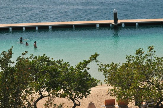 Santa Barbara Beach & Golf Resort, Curacao: View from room