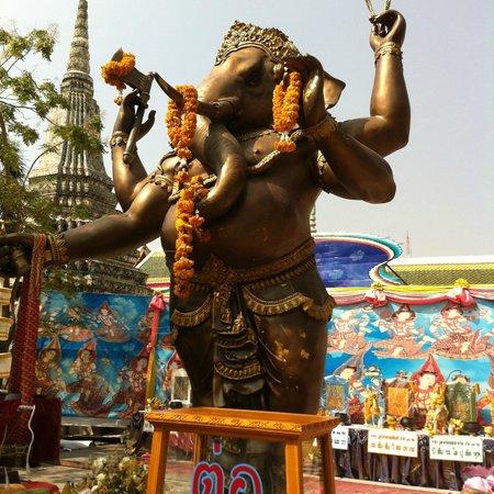 Chiang Khong, Ταϊλάνδη: Ganesha statue