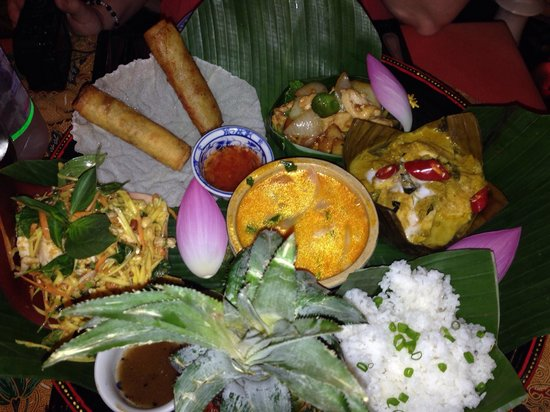 Amok Restaurant: Cambodian discovery