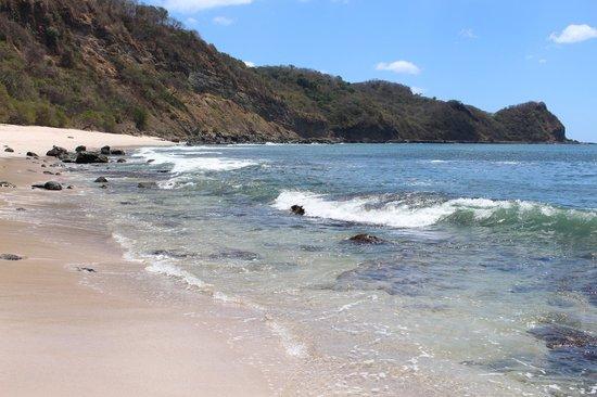 Rancho Santana: Playa Escondida