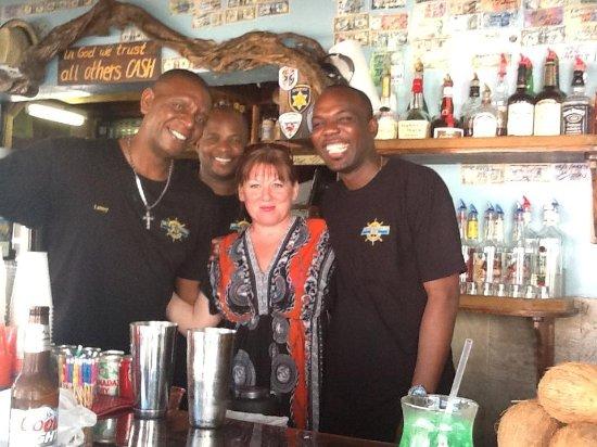 Rum Runners: the boys