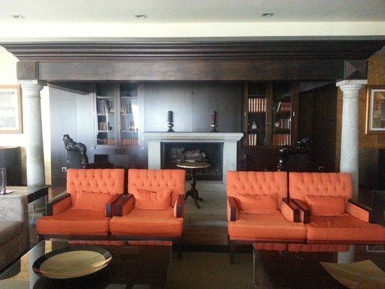 Hotel Mirador de Gredos: Salón
