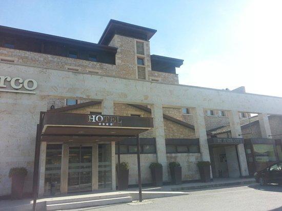 Hotel Mirador de Gredos: Hotel