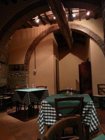 Godimento DiVino: interno ristorante