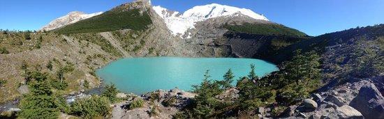 Aguas Arriba Lodge: Glacier hike