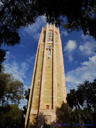 Bok Tower Gardens The 205 Foot Neo Gothic Art Deco Singing Contains