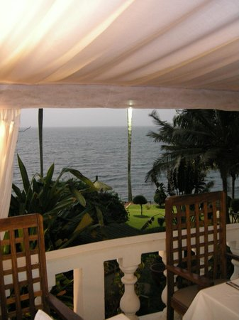 Ngala Lodge: View from The Dining Room