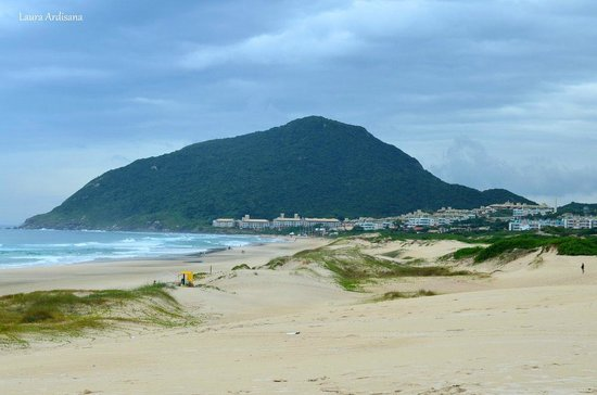 Solar do Santinho Pousada: santinho praia