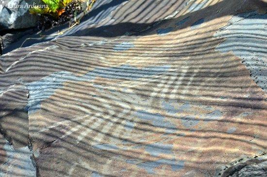 Solar do Santinho Pousada: pinturas rupestres en la playa