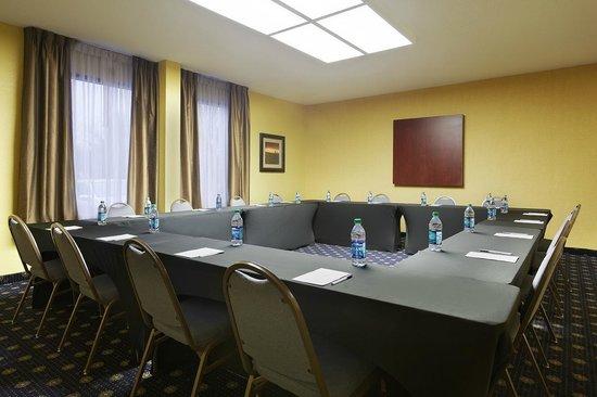 Hampton Inn Raleigh/Cary : Meeting Room