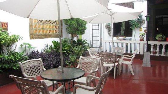 Hotel La Casona Iquitos: buen ambiente
